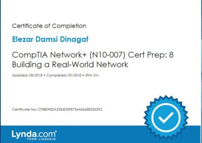 CompTIA Network plus N10 007 Cert Prep 8 Building a Real World Network